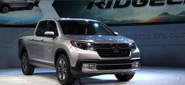50 All New 2020 Honda Ridgelineand Specs