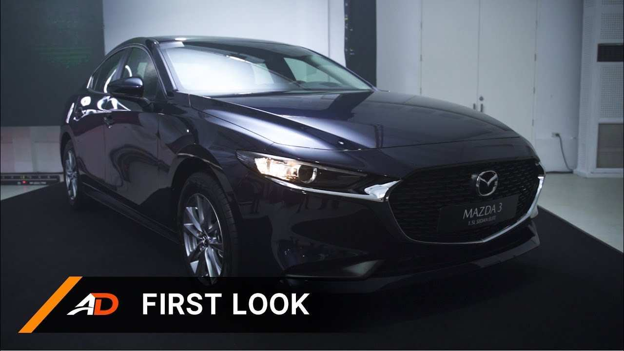 50 Best 2020 Mazda 3 Update Concept And Review