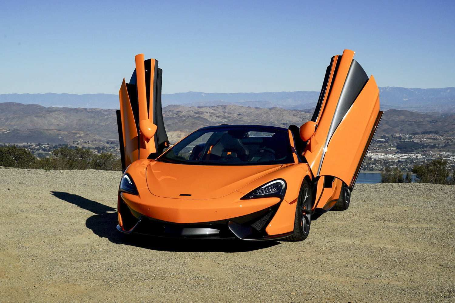 50 New 2019 Mclaren 570S Spider Interior