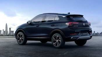 50 New 2020 Buick Encore Shanghai Exterior And Interior