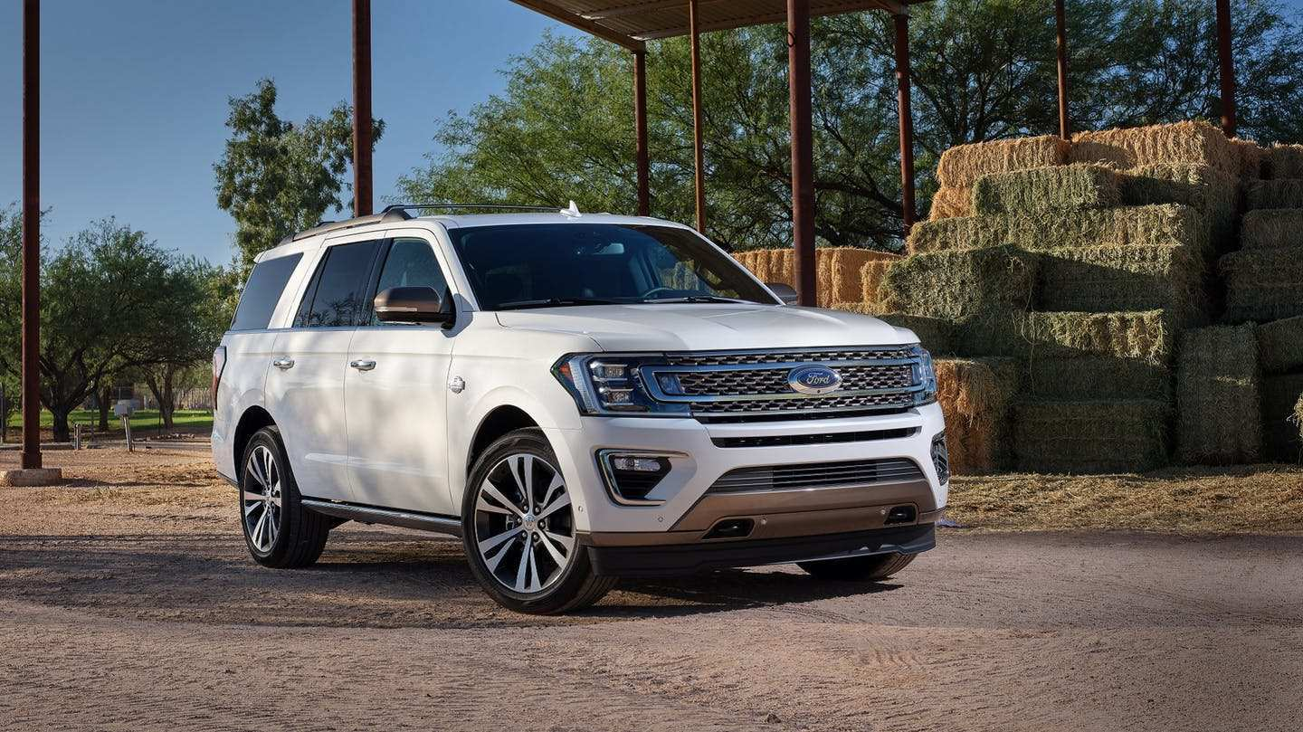 50 New 2020 Ford Expedition Concept And Review