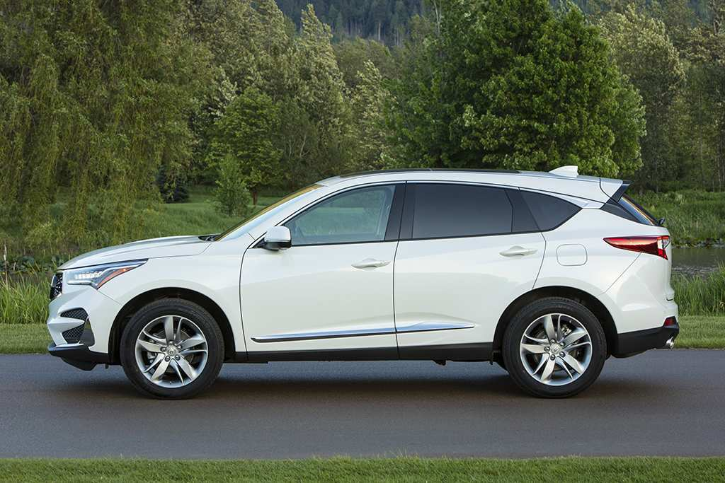 50 The 2019 Acura Rdx Preview Release Date