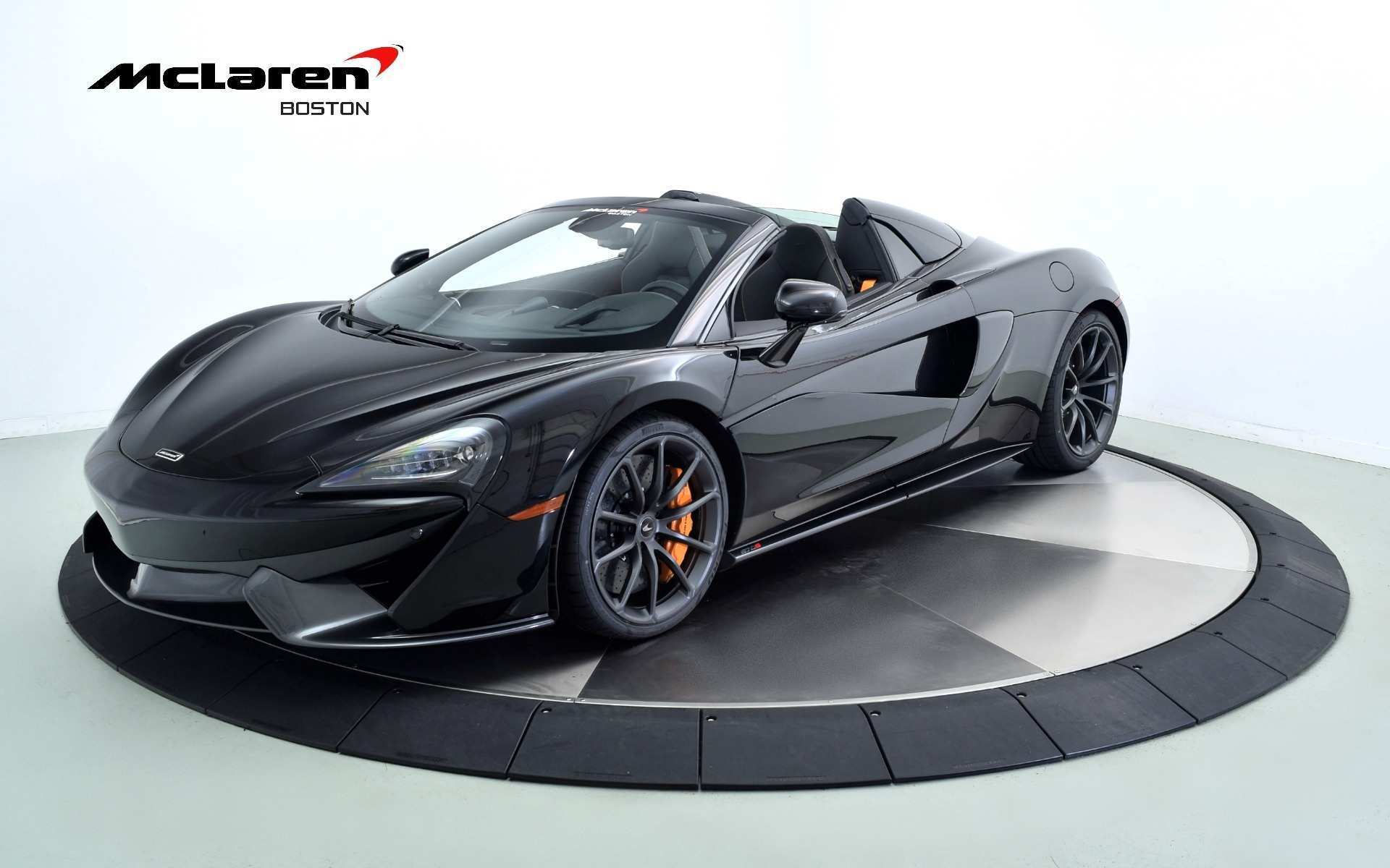 50 The 2019 Mclaren 570S Spider New Model And Performance