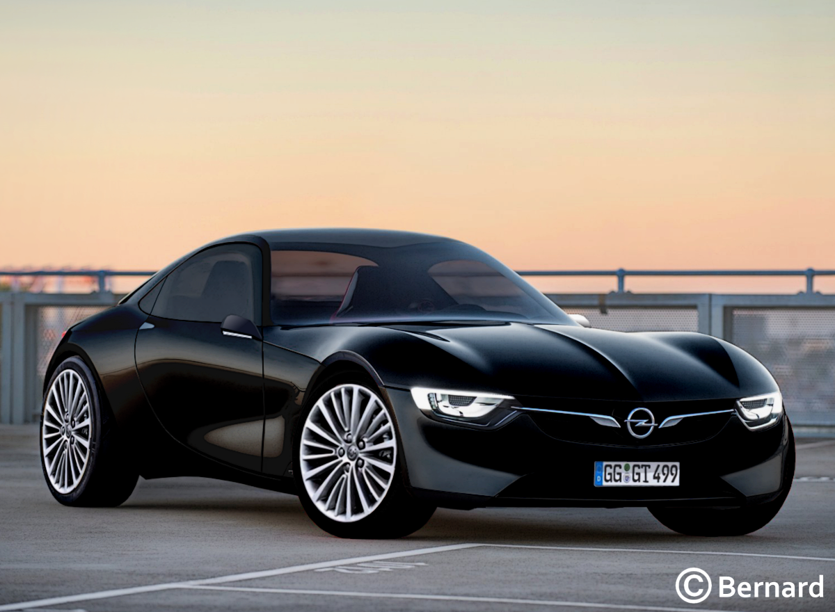 50 The 2019 Opel Gt Review And Release Date