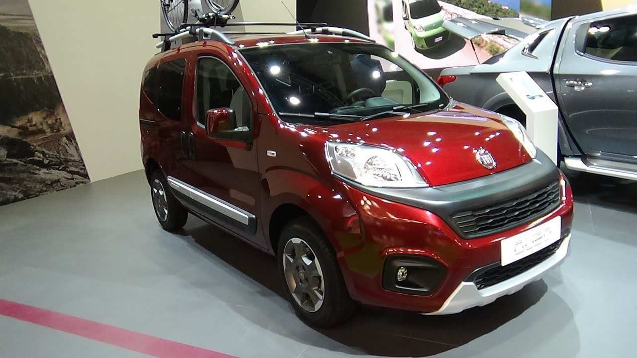 50 The Fiat Qubo 2020 Performance And New Engine