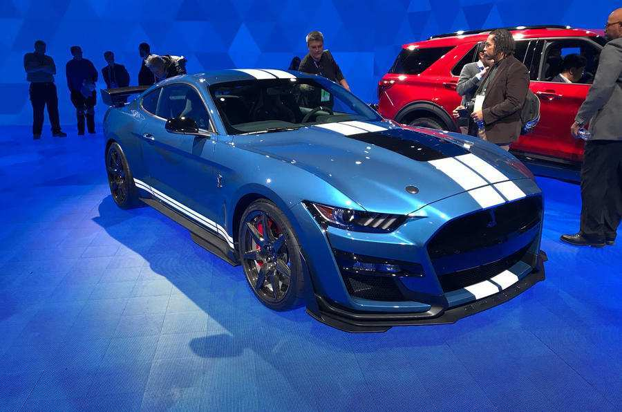 51 A 2019 Ford Shelby Gt500 Photos