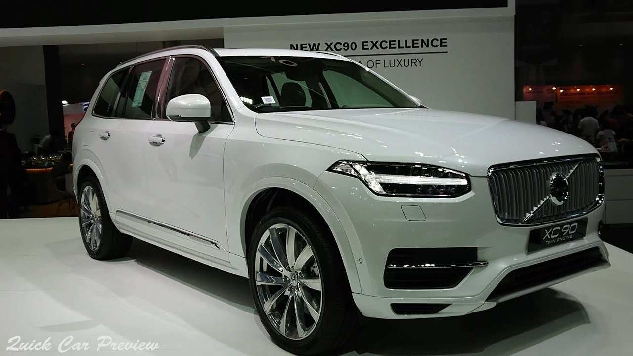 51 A 2019 Volvo Xc90 T8 Wallpaper