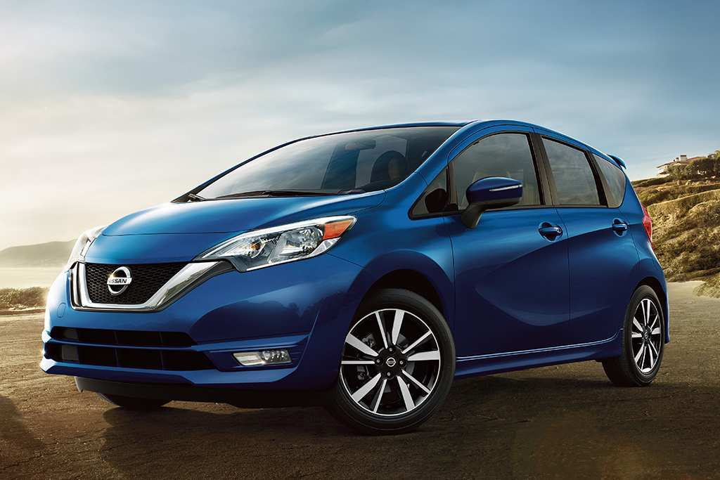 51 A Nissan Versa Note 2020 Research New