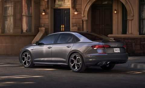51 A Volkswagen Us Passat 2020 Concept and Review