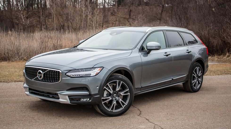 51 A Volvo V90 Cross Country 2020 Release Date And Concept