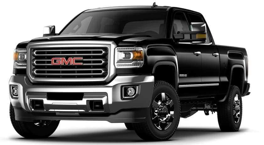 51 All New 2019 Gmc 3500 Sierra Concept And Review