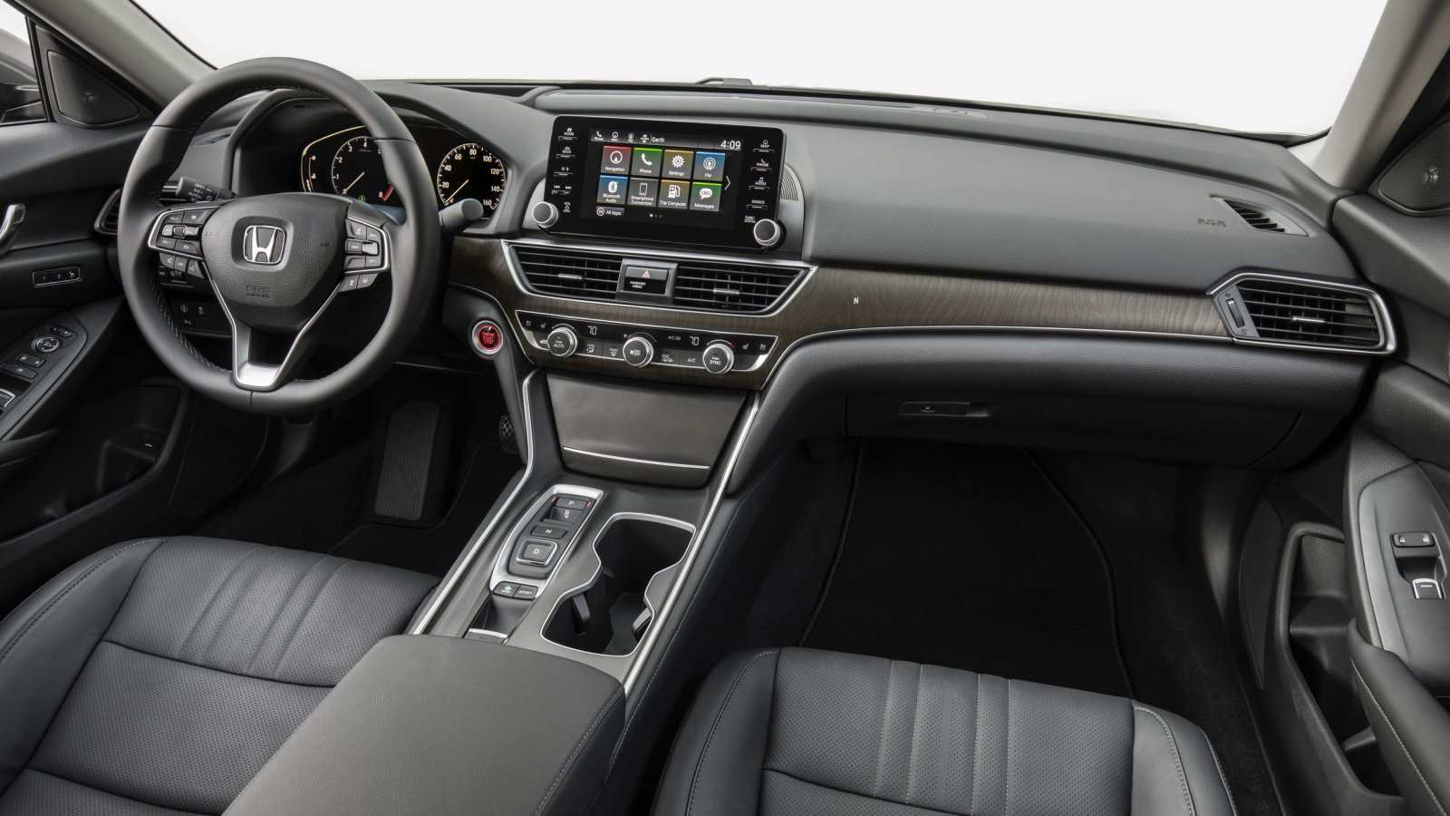 51 All New 2019 Honda Accord Coupe Release Date Interior