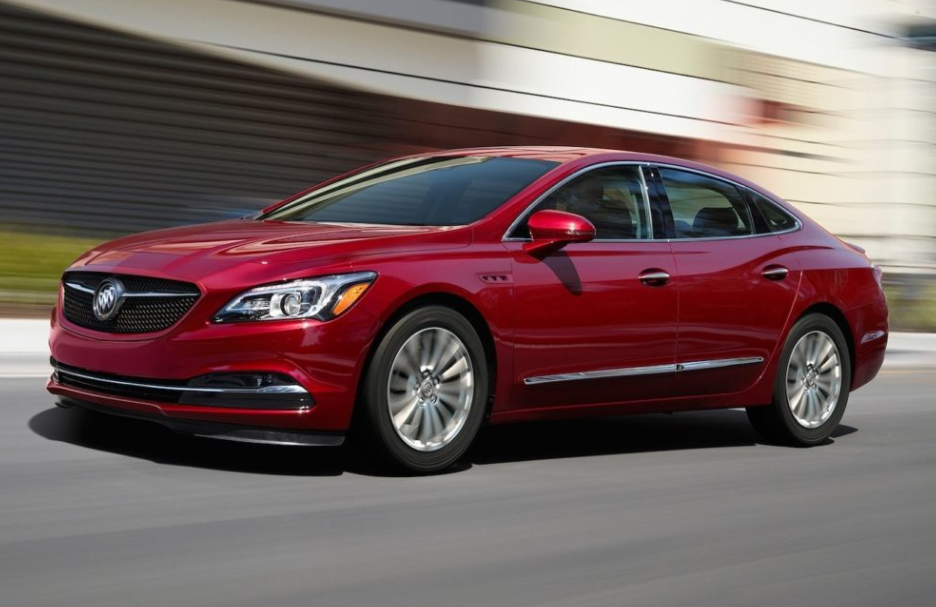 51 All New 2020 Buick Lesabre Wallpaper