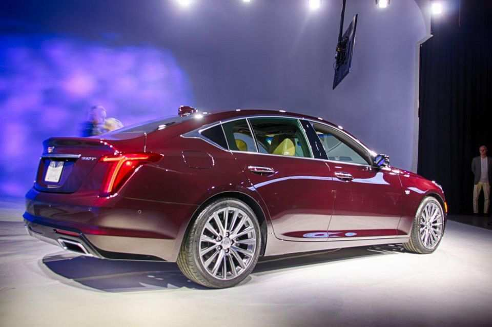 51 All New 2020 Cadillac Ct5 Release Date Rumors