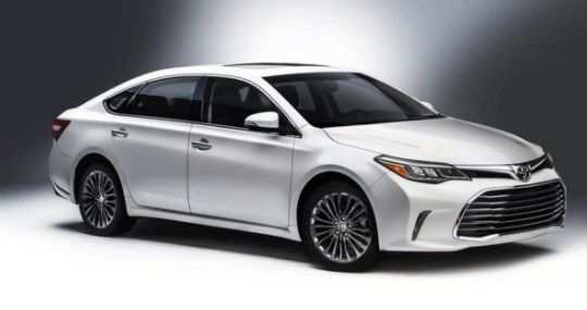 51 All New 2020 Toyota Avalon Redesign Exterior And Interior
