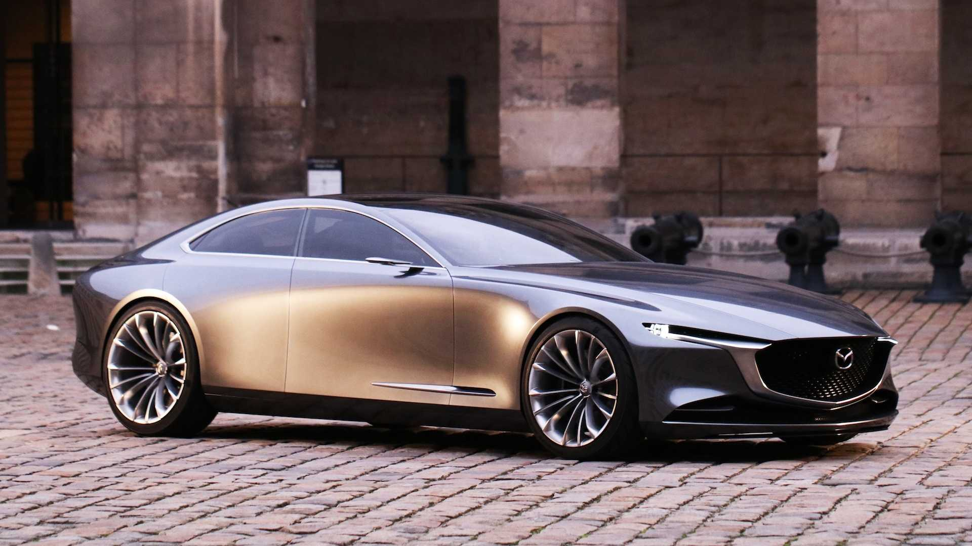 51 All New Mazda 6 Vision Coupe 2020 History