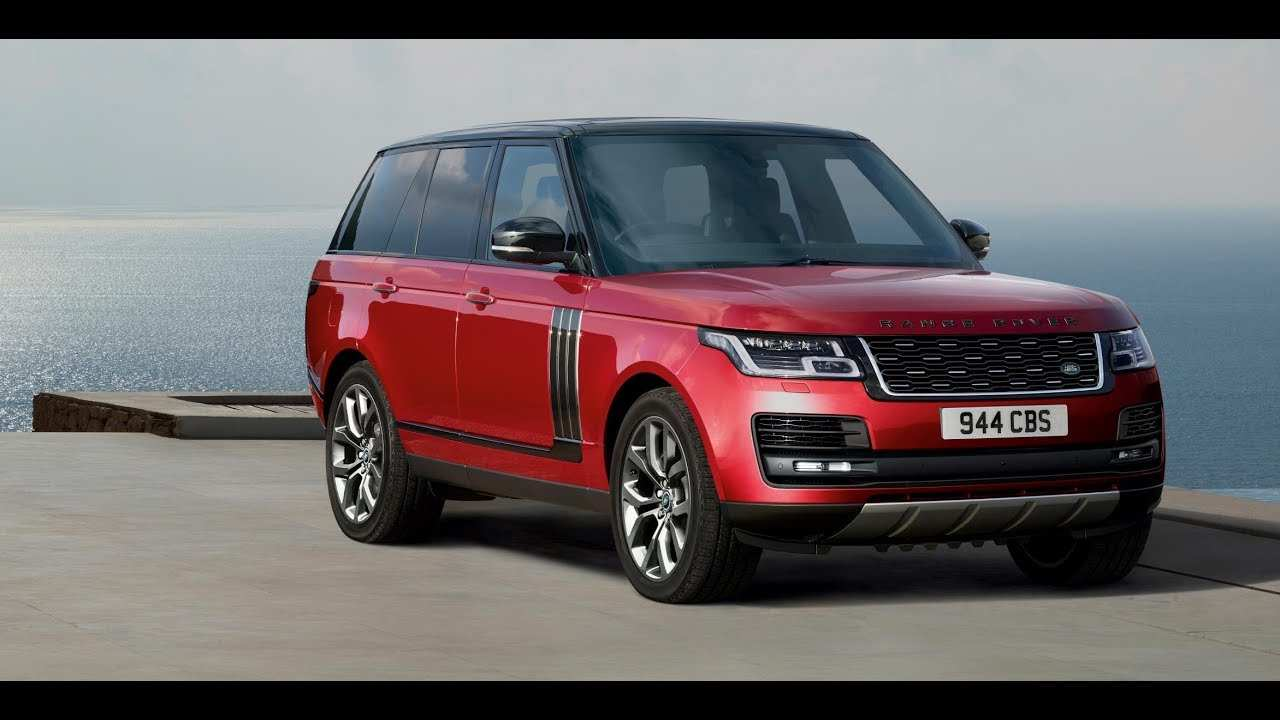 51 Best Land Rover Range Rover Vogue 2019 New Review
