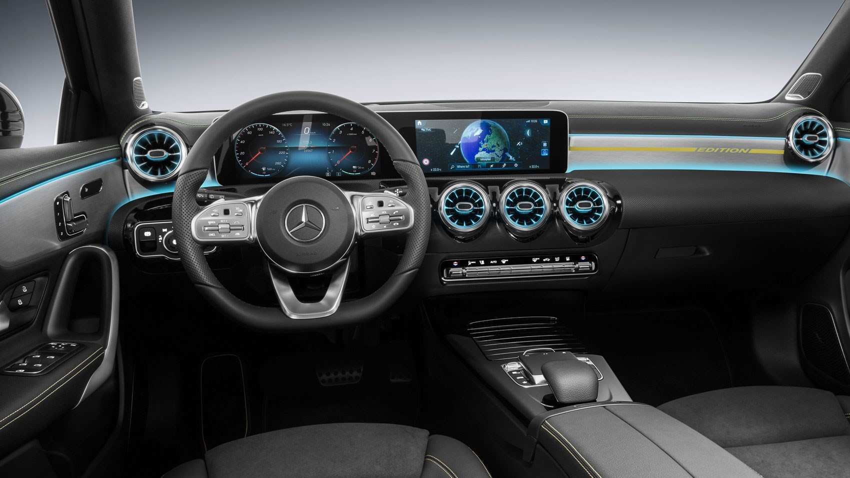 51 Best Mercedes C 2019 Interior Price And Release Date