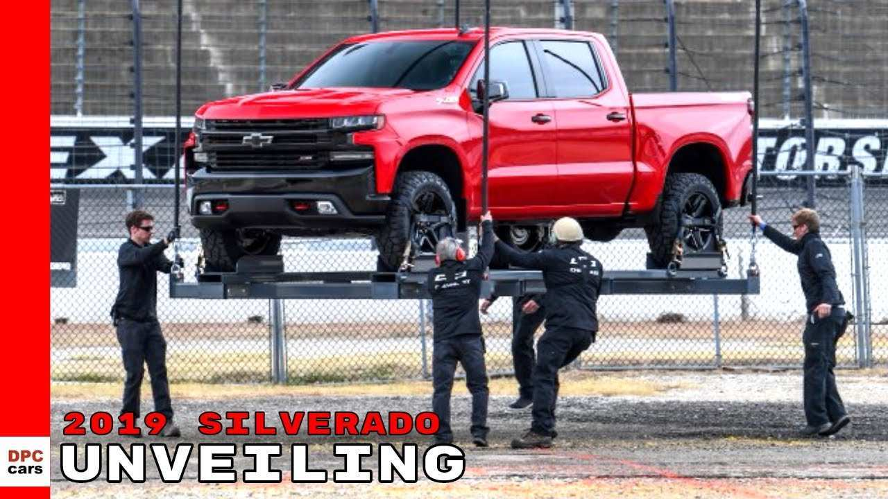 51 New 2019 Silverado Unveil Research New