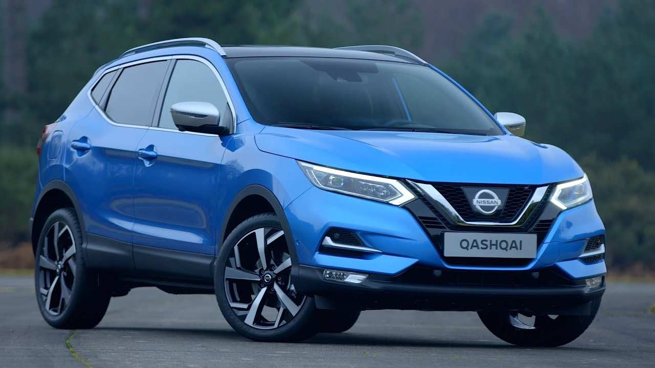 51 New Nissan Qashqai 2020 Youtube Research New