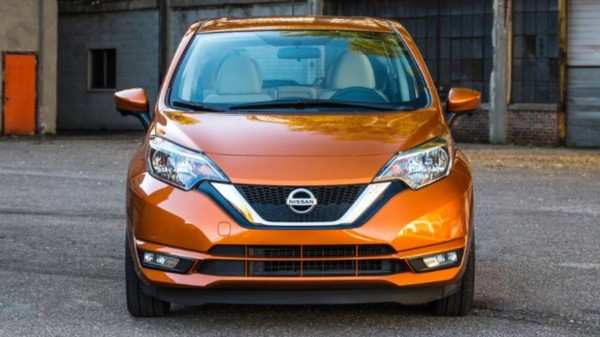 51 New Nissan Versa Note 2020 Specs And Review