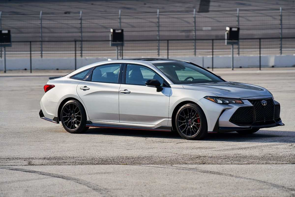51 The 2020 Toyota Avalon Spesification