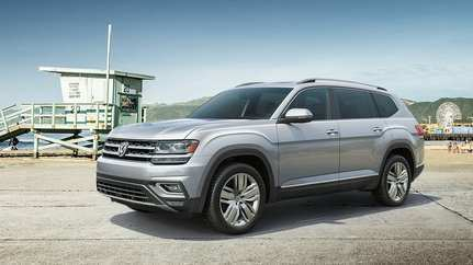 51 The 2020 Volkswagen Atlas Release Date Price And Release Date