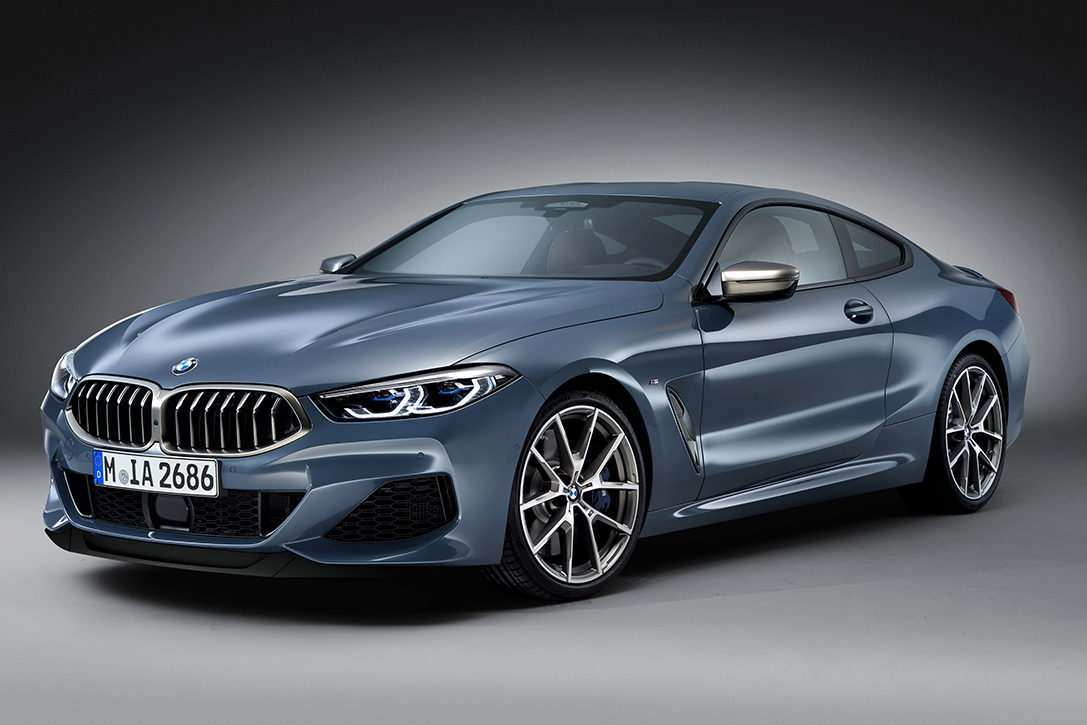 51 The Best 2019 Bmw Coupe Redesign And Concept