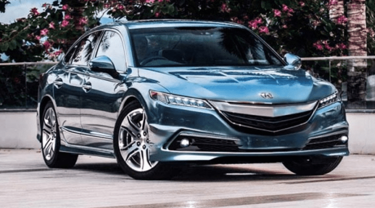 51 The Best 2020 Acura Rlx Release Date First Drive