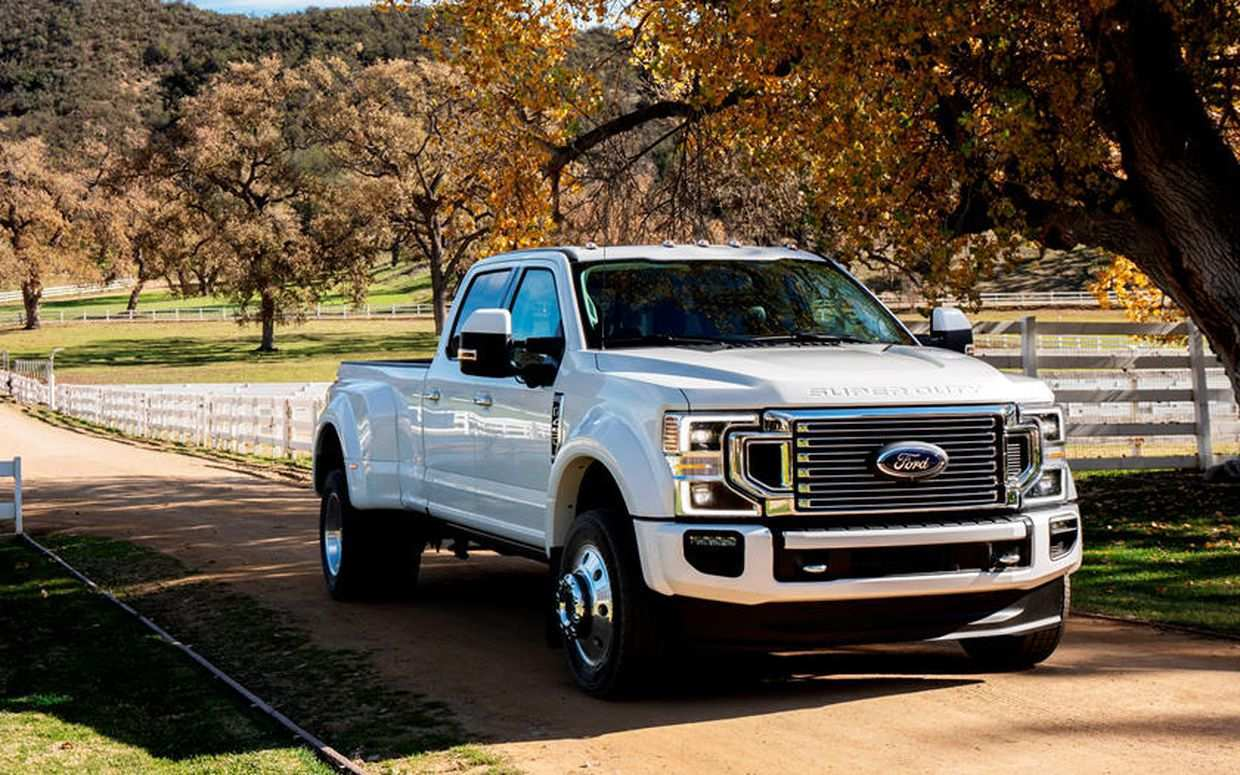 51 The Best 2020 Ford F350 Super Duty Price Design And Review