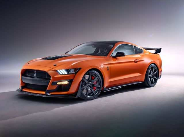 51 The Best 2020 Ford Mustang Gt500 Price And Review