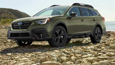 51 The Subaru Outback 2020 Australia Prices