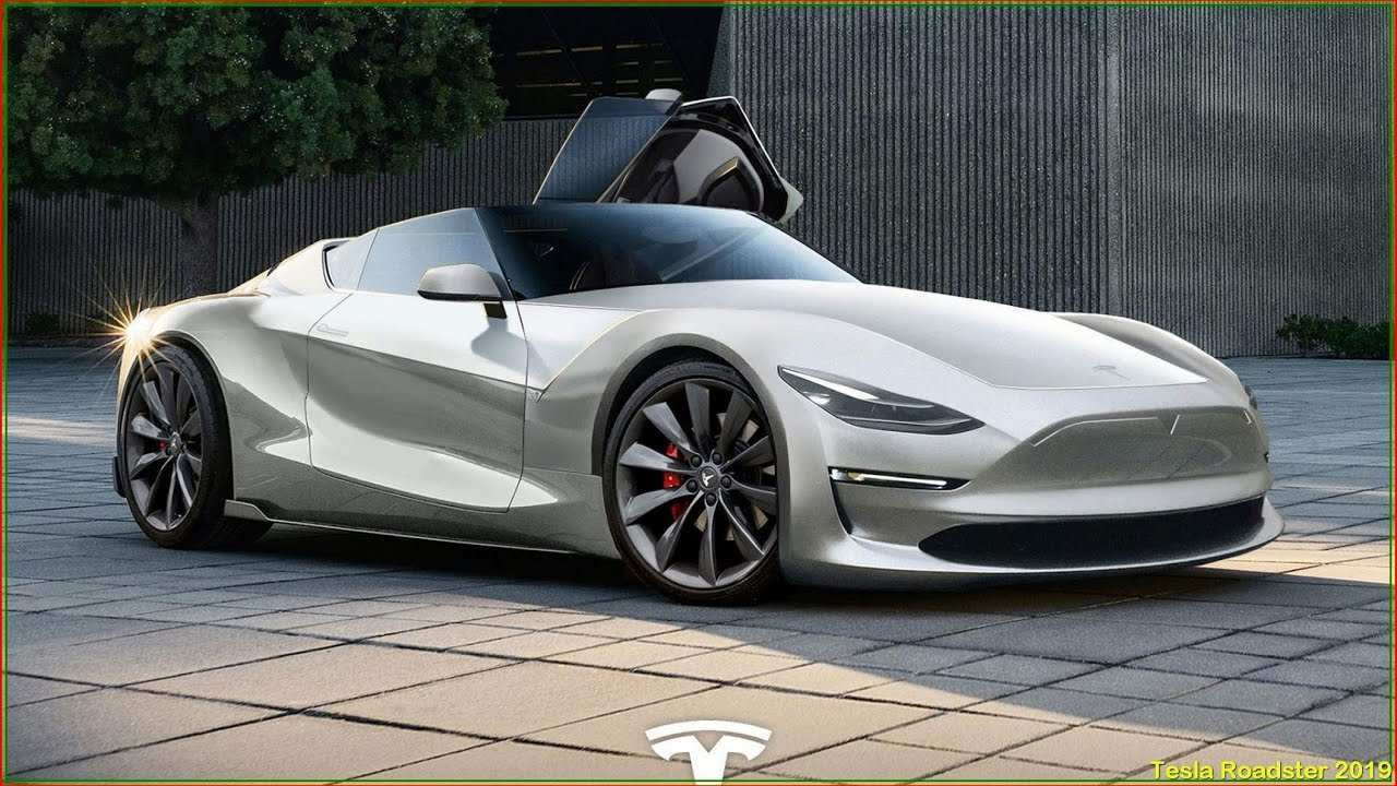 52 A 2019 Tesla Roadster Interior Price And Review