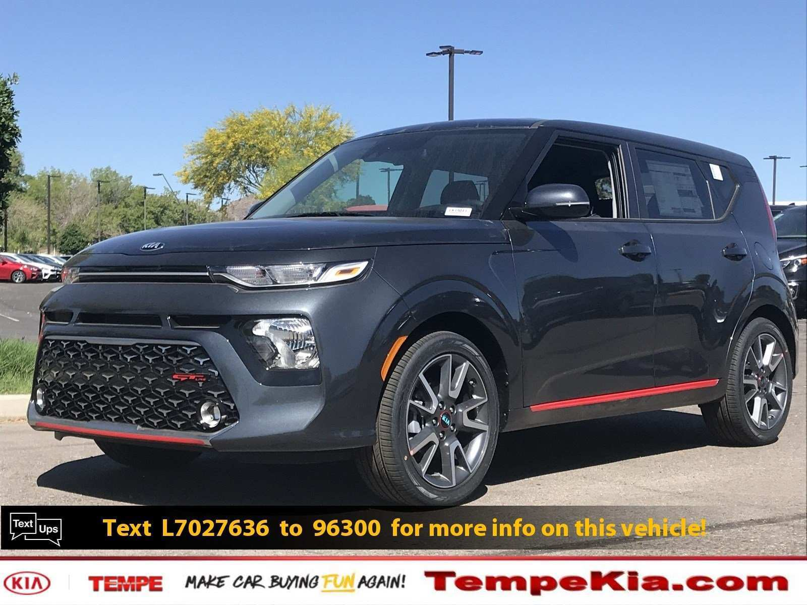 52 A 2020 Kia Soul Gt Line Specs And Review
