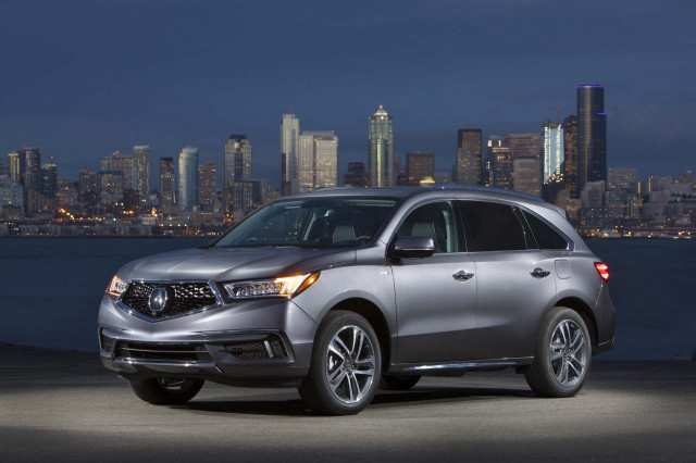 52 A Acura Mdx Changes For 2020 Release