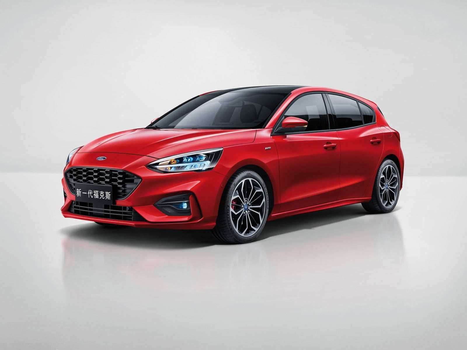 52 All New 2019 Ford Focus Sedan Style