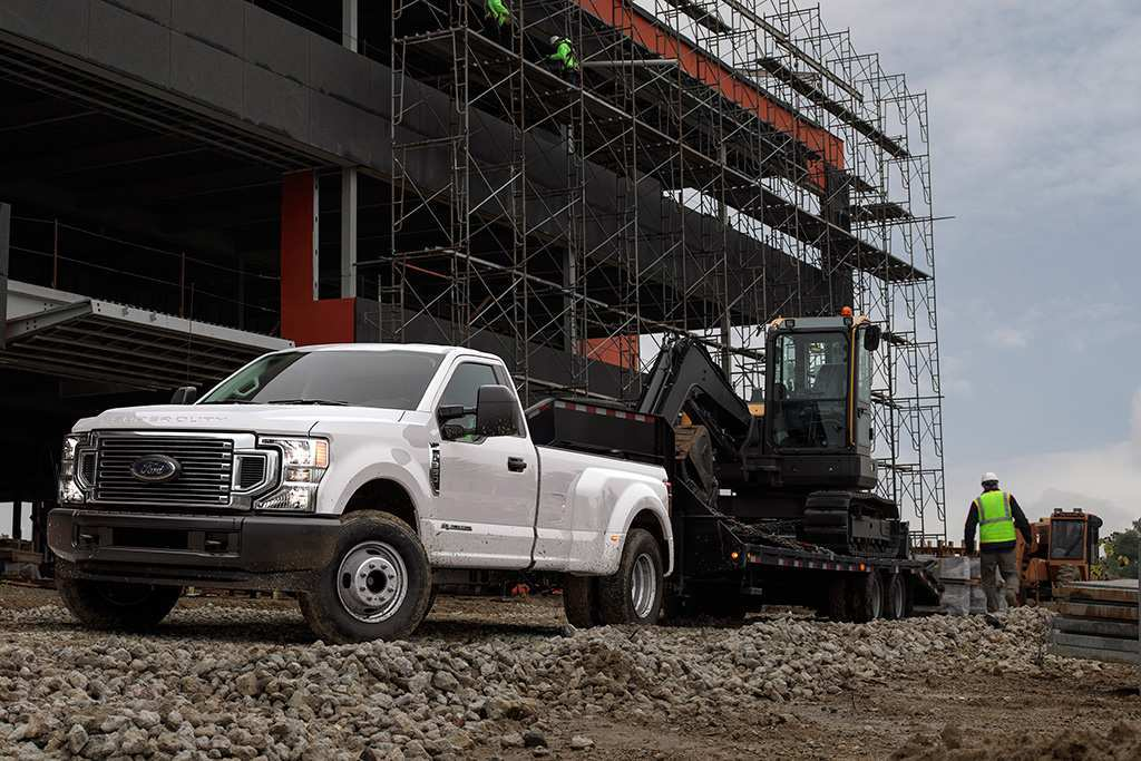 52 All New 2020 Ford F350 Super Duty Exterior