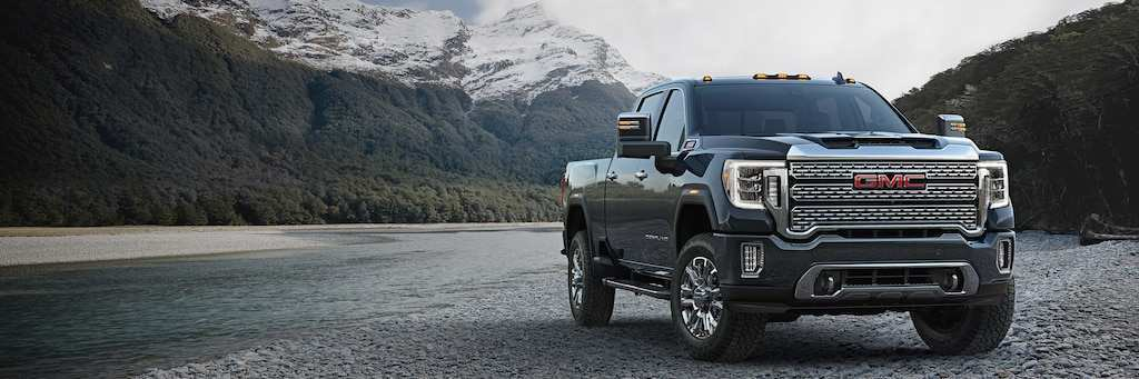 52 All New 2020 Gmc Hd Pickup Release Date