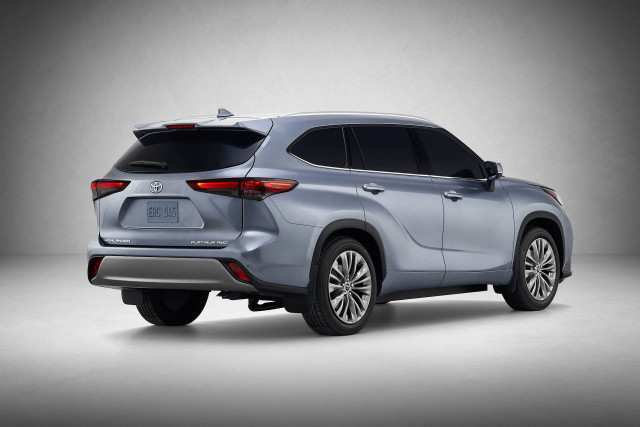 52 All New 2020 Toyota Highlander Concept History