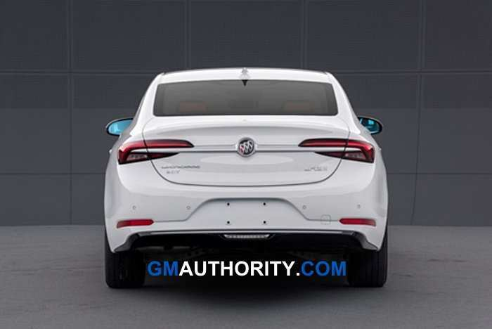 52 All New Buick Lacrosse For 2020 Price And Review