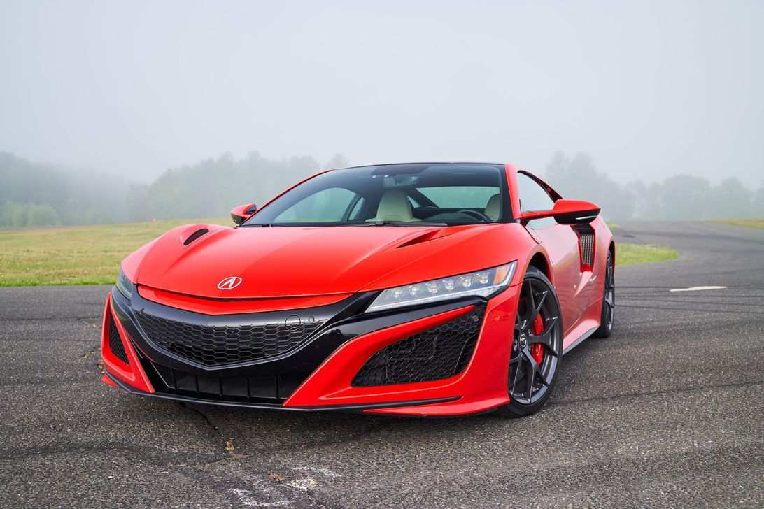 52 Best 2019 Acura Nsx Horsepower New Model and Performance