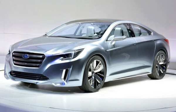 52 New 2019 Subaru Legacy Turbo Gt Redesign And Review