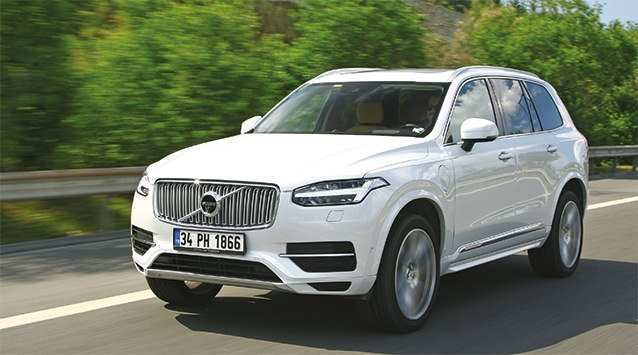 52 New 2019 Volvo Xc90 T8 Specs And Review