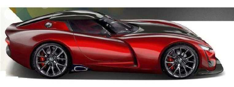 52 New 2020 Dodge Viper Concept Review And Release Date