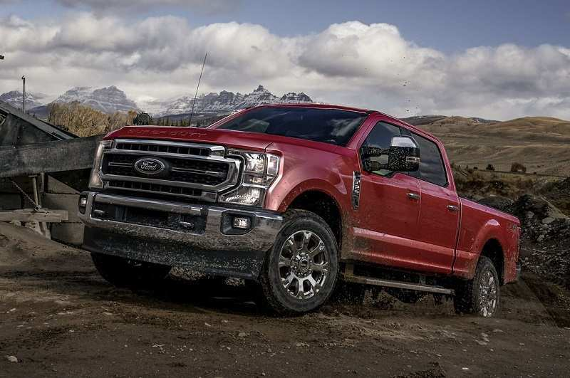 52 New 2020 Ford F350 Super Duty Price And Release Date