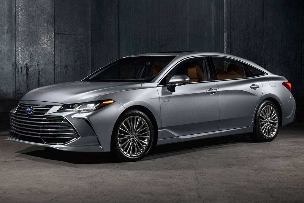 52 New 2020 Toyota Avalon Redesign Specs And Review