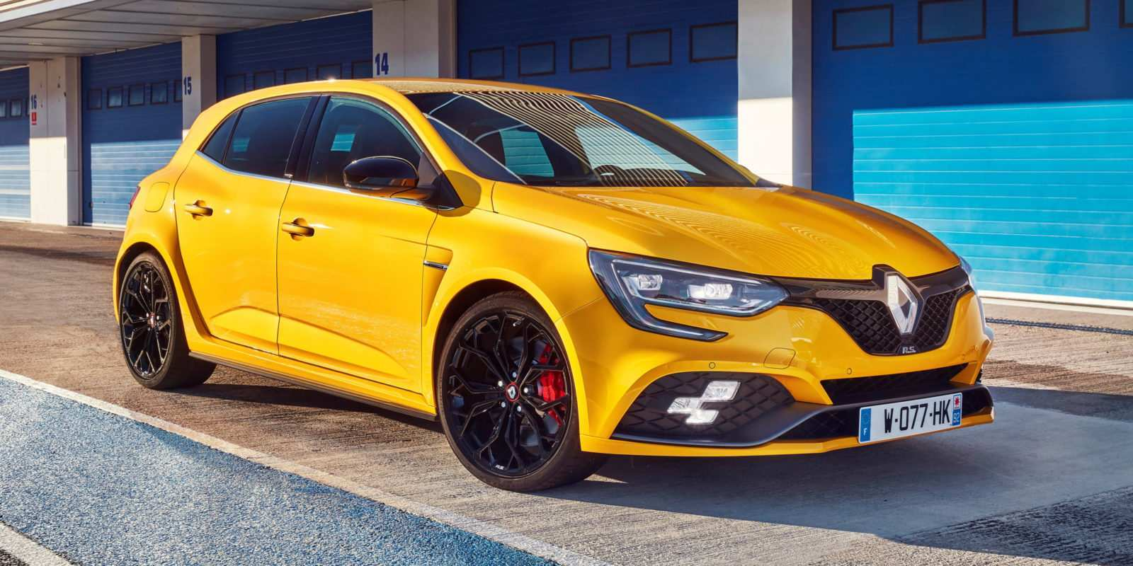 52 The 2019 Renault Megane Rs Redesign And Concept