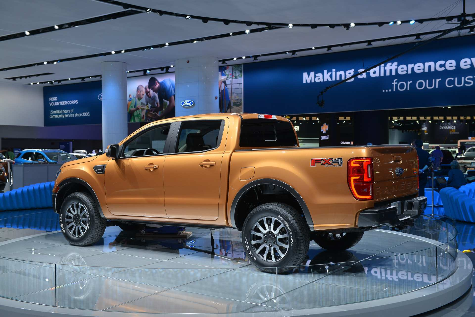 52 The Best 2019 Ford Ranger Auto Show Exterior