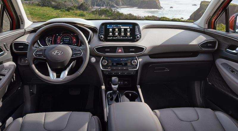 52 The Best 2019 Hyundai Santa Fe Interior Pricing
