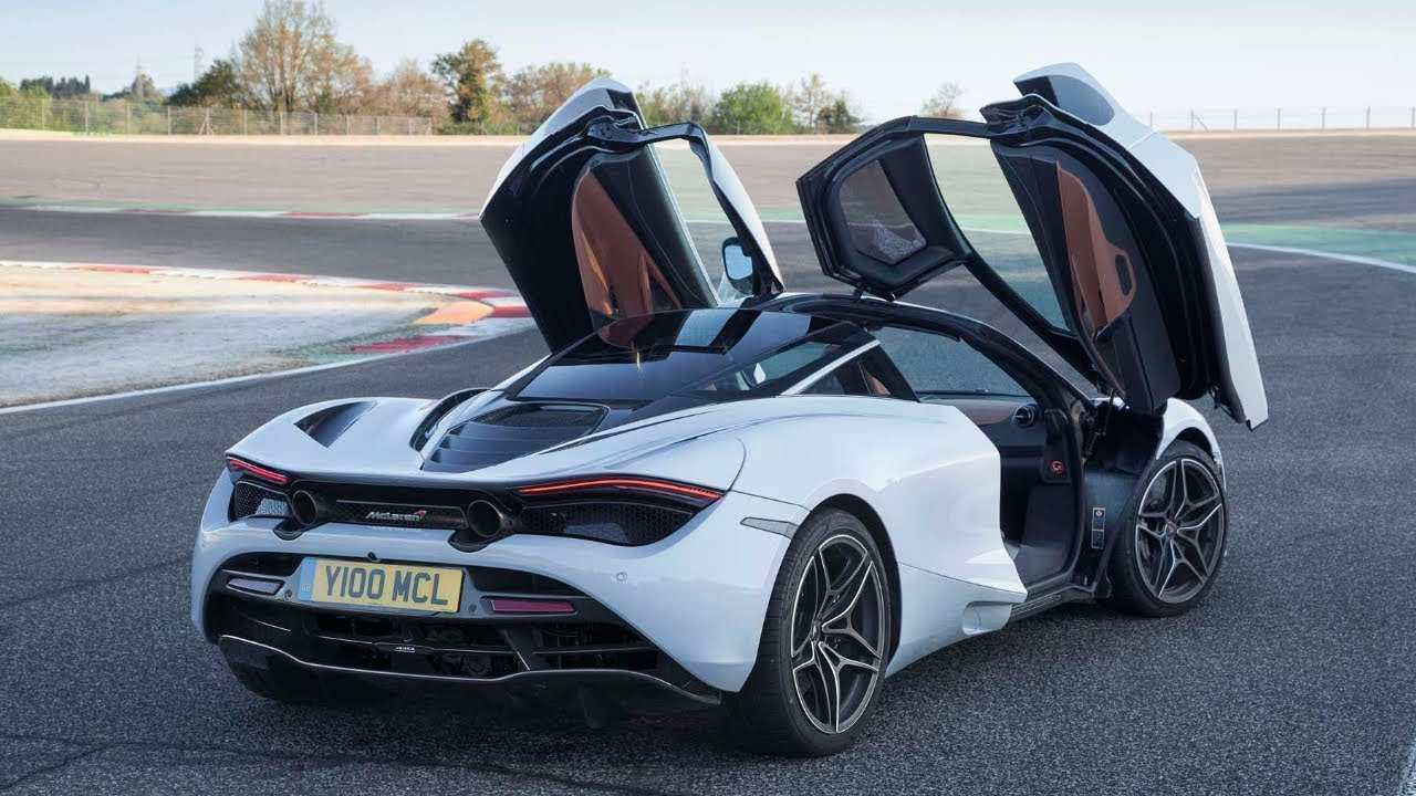 52 The Best 2019 Mclaren First Drive